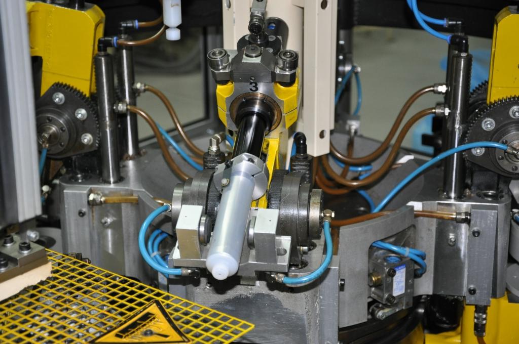 Fabrica de tubos flexibles de polietileno