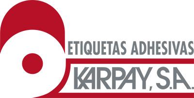 Logo Etiquetas Adhesivas Karpay